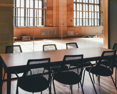 ремонт переговорных комнат