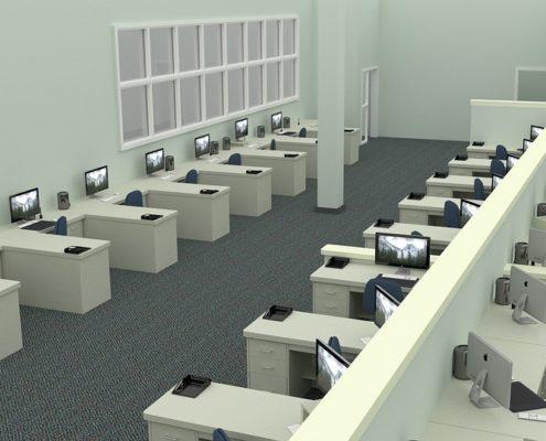 Ремонт помещений в офисных центрах