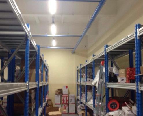 ремонт склада в Москве