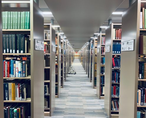Заказать ремонт библиотеки цена