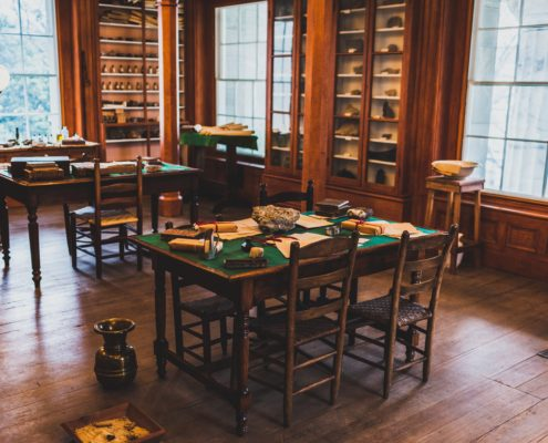 ремонт библиотеки под ключ