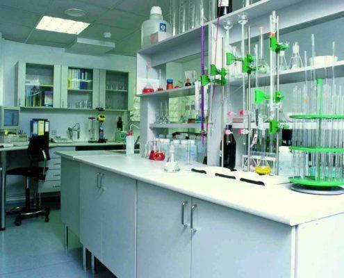 отделка лабораторных кабинетов цена