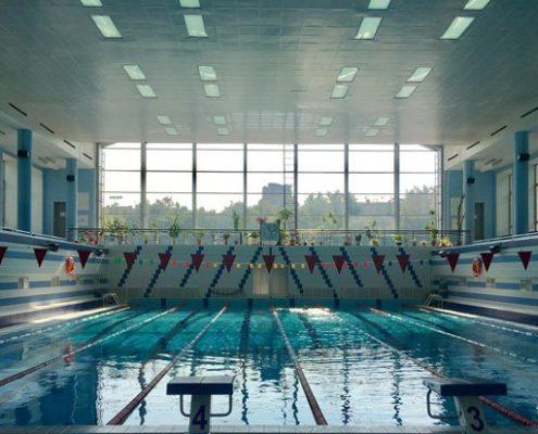 отделка помещений бассейнов