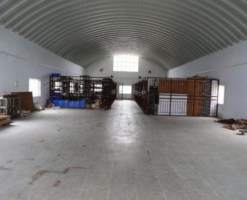 кап ремонт склада под ключ