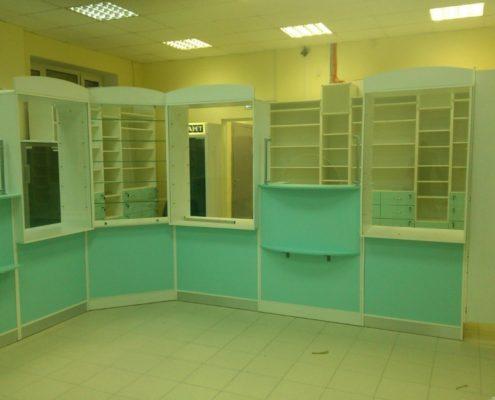ремонт аптеки
