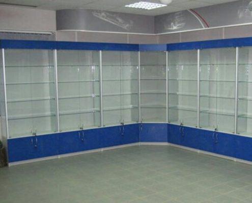 ремонт аптечных помещений под ключ в Москве