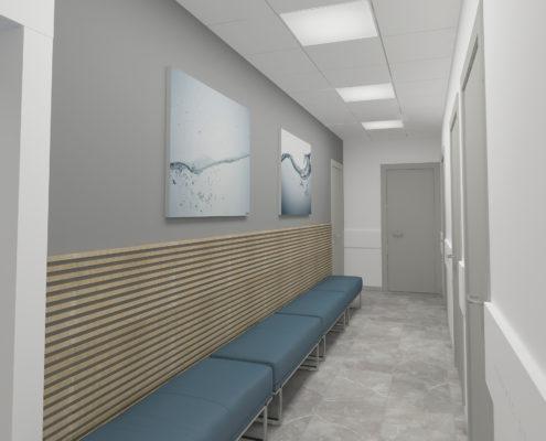ремонт медицинских клиник под ключ
