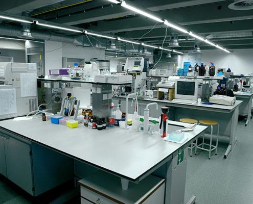 отделка лабораторных кабинетов под ключ
