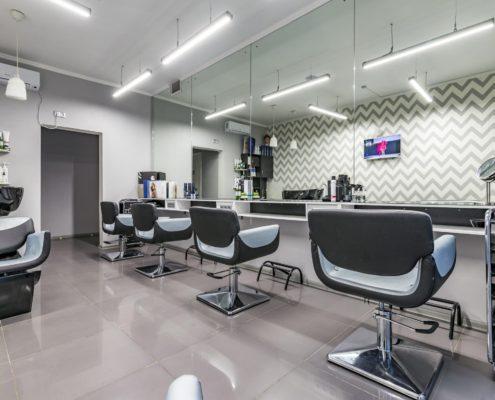 ремонт помещений парикмахерской цена в Москве
