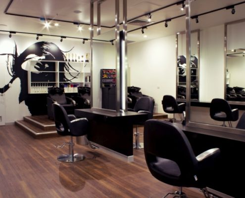 ремонт помещений парикмахерской цена