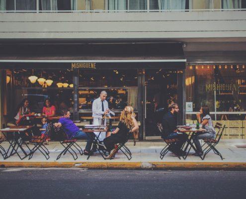 Ремонт летнего кафе