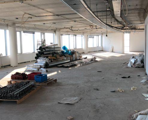 ремонт склада под ключ цена