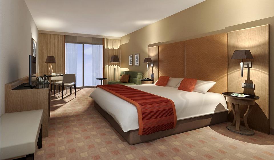 Ремонт гостиниц