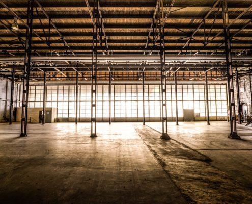 Стоимость капитального ремонта складских помещений