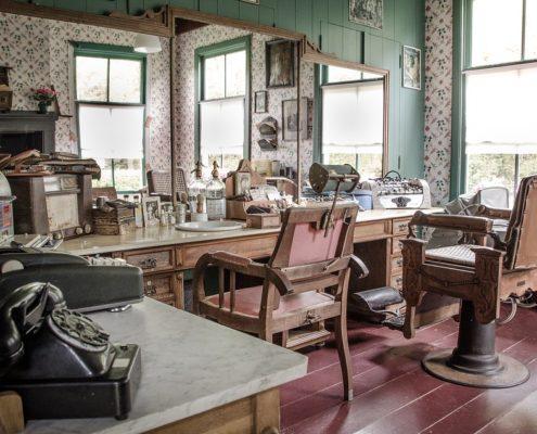 ремонт салон парикмахерская