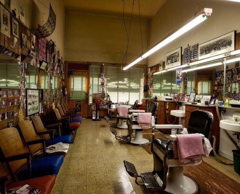 Ремонт парикмахерской