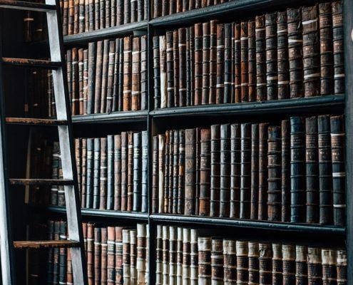 Ремонт в библиотеке