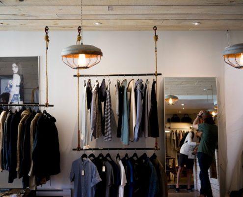ремонт магазина одежды в москве