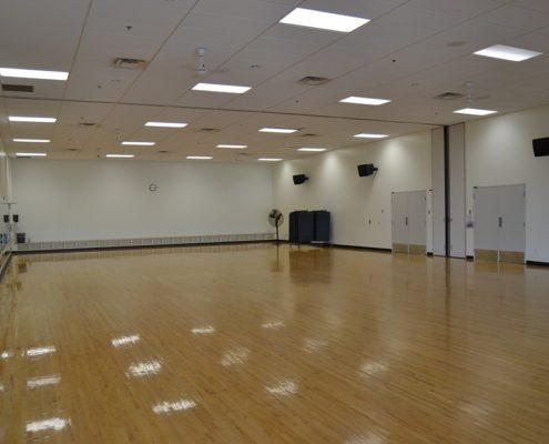 ремонт площадки для танцев