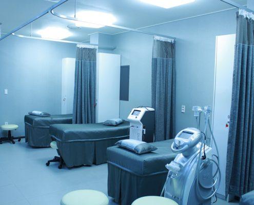 Ремонт медицинских помещений
