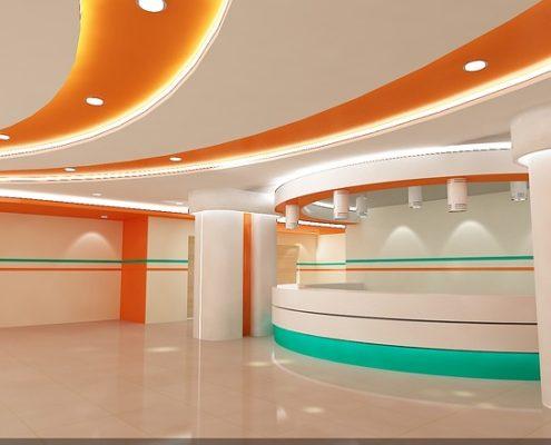 Ремонт медицинских кабинетов