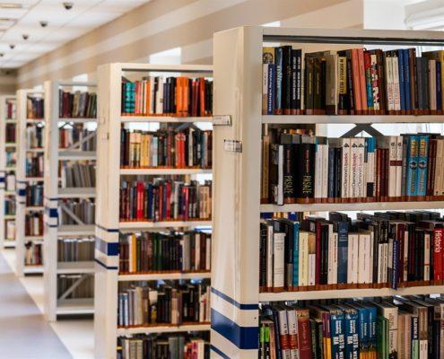 ремонт библиотечных помещений