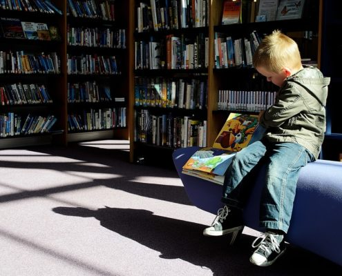 Детская библиотека ремонт