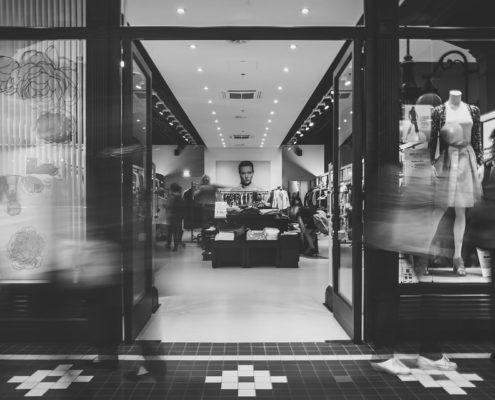 Капитальный ремонт торгового помещения под ключ