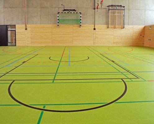капитальный ремонт спортзала школы
