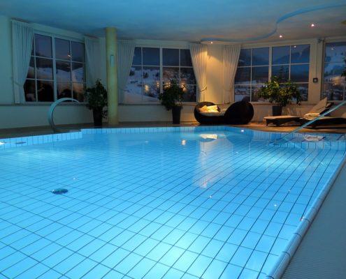 Капитальный ремонт бассейнов